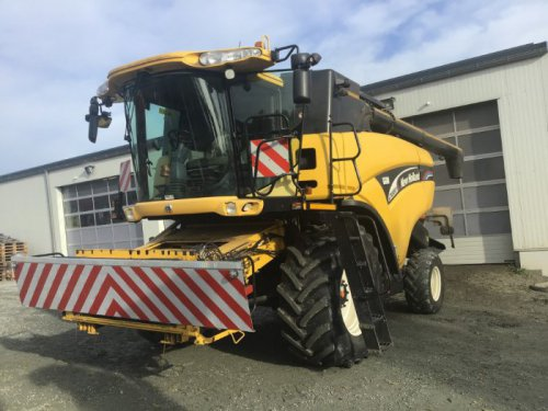 New Holland CX 880 W