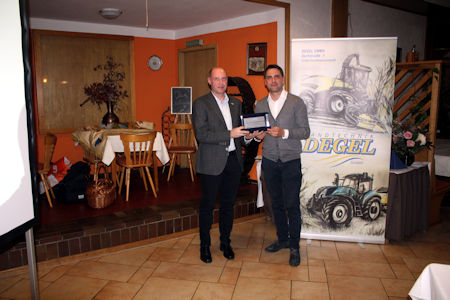 New Holland Top Partner